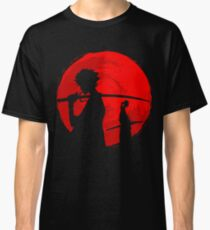 Samurai sunset Classic T-Shirt