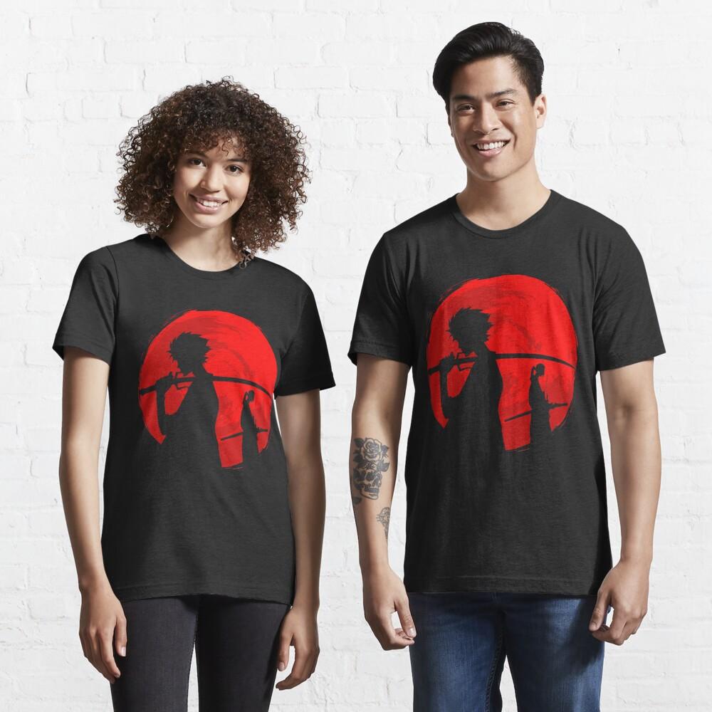 Samurai sunset Essential T-Shirt