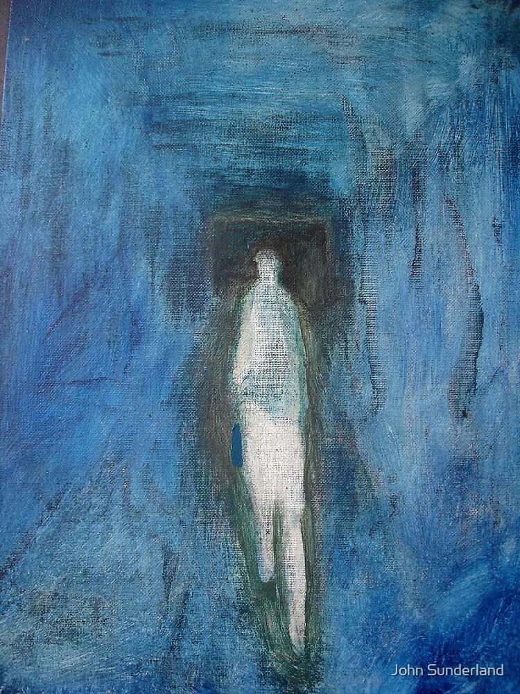 Blue Bag by John Sunderland