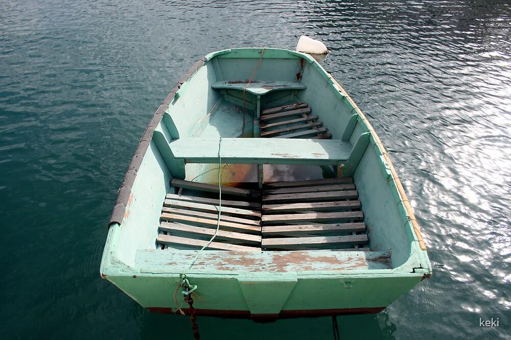 Old Boat by keki
