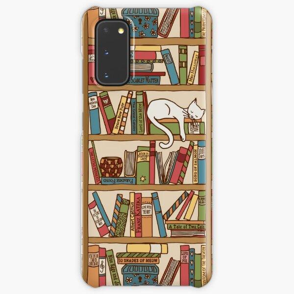 Bookshelf No.1 Samsung Galaxy Snap Case