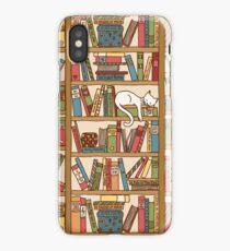 Bookshelf No.1 iPhone Case/Skin