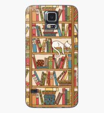 Bücherregal No.1 Hülle & Klebefolie für Samsung Galaxy