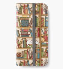 Bookshelf No.1 iPhone Wallet/Case/Skin