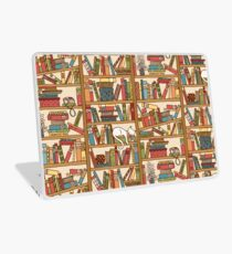 Bücherregal No.1 Laptop Folie
