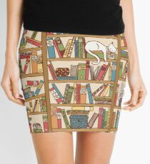 Bookshelf No.1 Mini Skirt