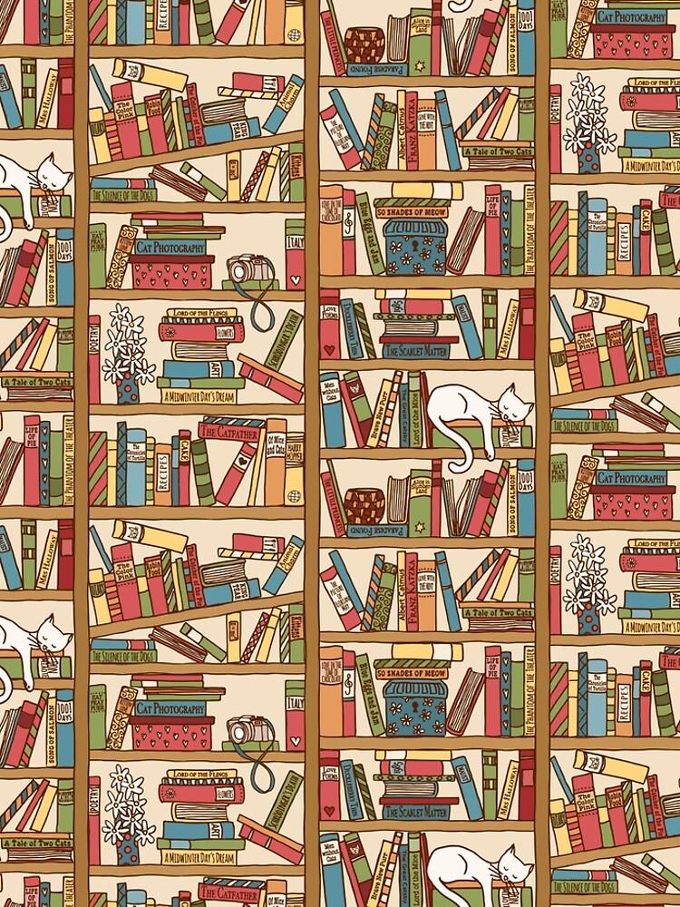 Bookshelf No.1 by franzi