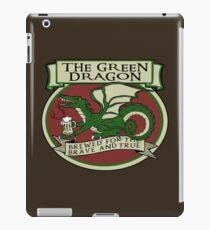 The Green Dragon iPad Case/Skin