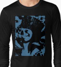 Abstract Japan Long Sleeve T-Shirt