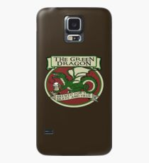 The Green Dragon Case/Skin for Samsung Galaxy