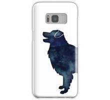 Quot Australian Shepherd Dog Breed Black Watercolor Silhouette