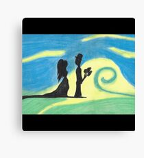 Childs Imagery  Canvas Print