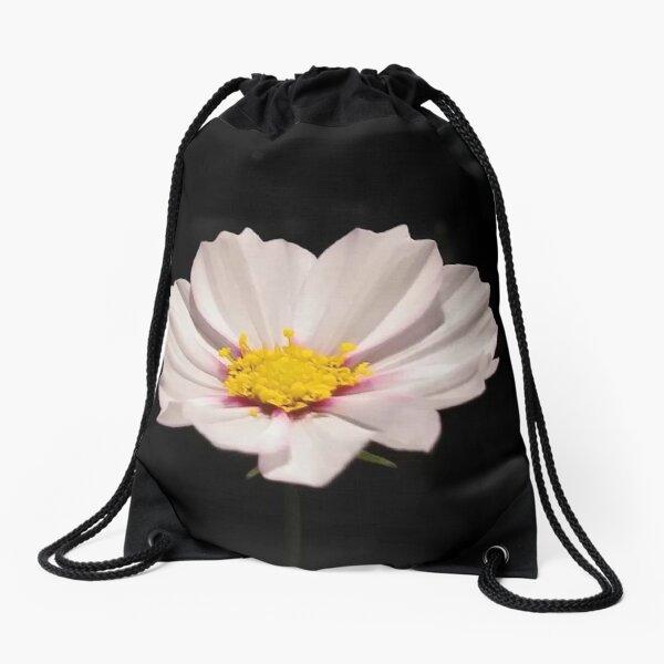 Flower - цветок Drawstring Bag