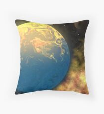 409 Throw Pillow