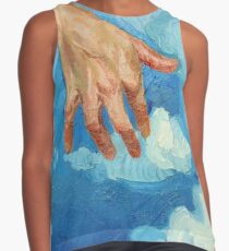 Touching Clouds Contrast Tank