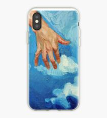 Touching Clouds iPhone Case