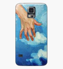 Touching Clouds Case/Skin for Samsung Galaxy