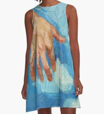 Touching Clouds A-Line Dress
