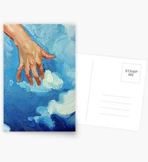 Touching Clouds Postcards