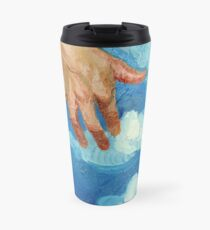 Touching Clouds Travel Mug