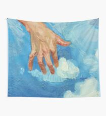 Touching Clouds Wall Tapestry
