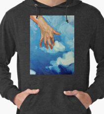 Touching Clouds Lightweight Hoodie