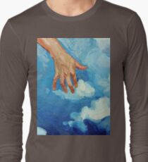 Touching Clouds Long Sleeve T-Shirt