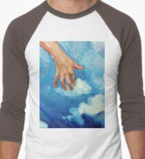 Touching Clouds Men's Baseball ¾ T-Shirt