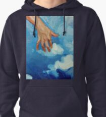 Touching Clouds Pullover Hoodie