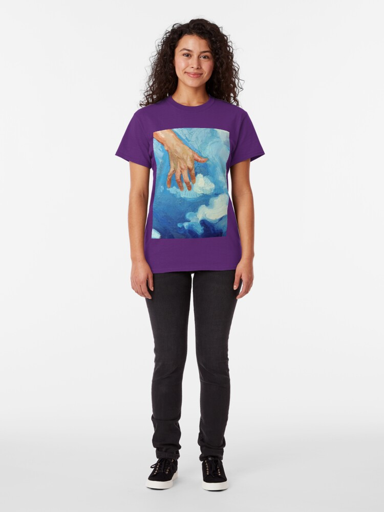 Alternate view of Touching Clouds Classic T-Shirt