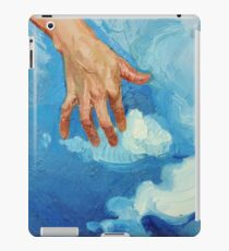 Touching Clouds iPad Case/Skin
