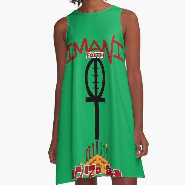 Hip Hop Imani A-Line Dress