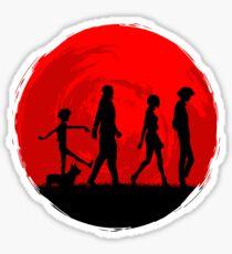 Bebop Sticker