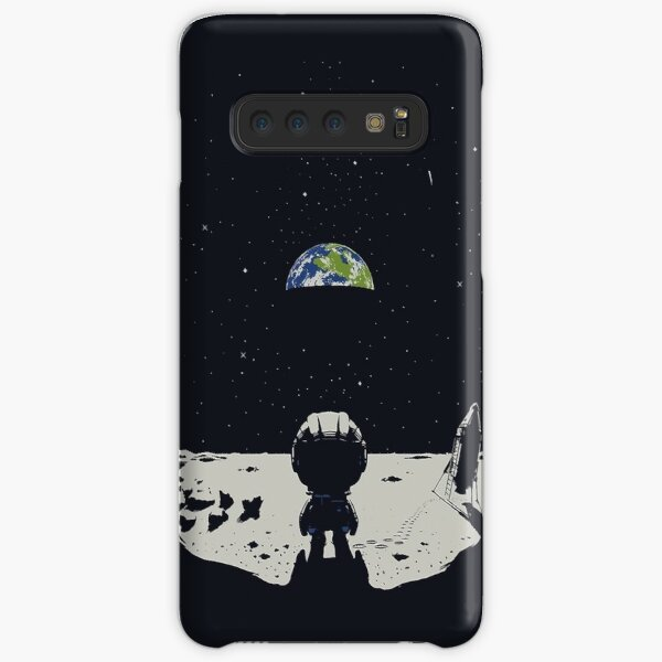 Lonely Space Samsung Galaxy Snap Case