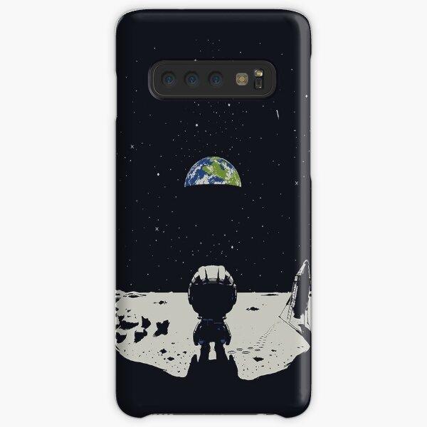 Espace solitaire Coque rigide Samsung Galaxy