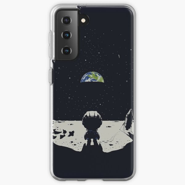 Lonely Space Samsung Galaxy Soft Case