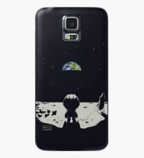 Lonely Space Case/Skin for Samsung Galaxy