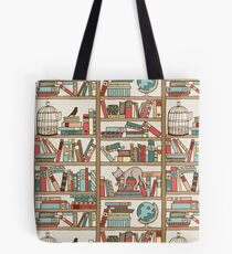 Bookshelf No.2 Tote Bag