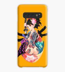 Yakuza Girl Case/Skin for Samsung Galaxy