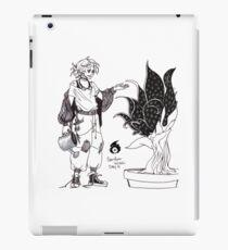 Garden Witch iPad Case/Skin