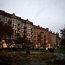 A Gothenburg street. by 71featherst