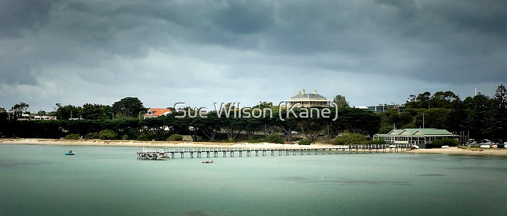 Sorrento pier by Sue Wilson (Kane)