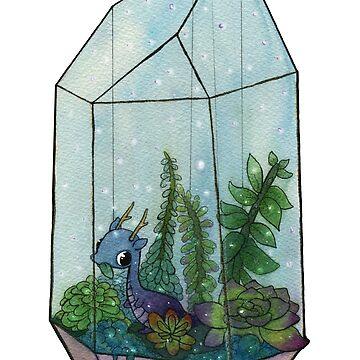 Tiny Dragon by domogatcha