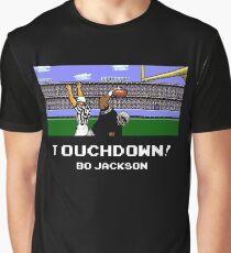 Touchdown! Bo  Graphic T-Shirt