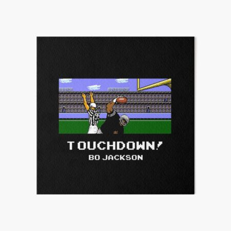 Touchdown! Bo  Art Board Print