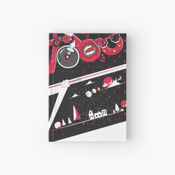 Tobu Comic Art Red Hardcover Journal
