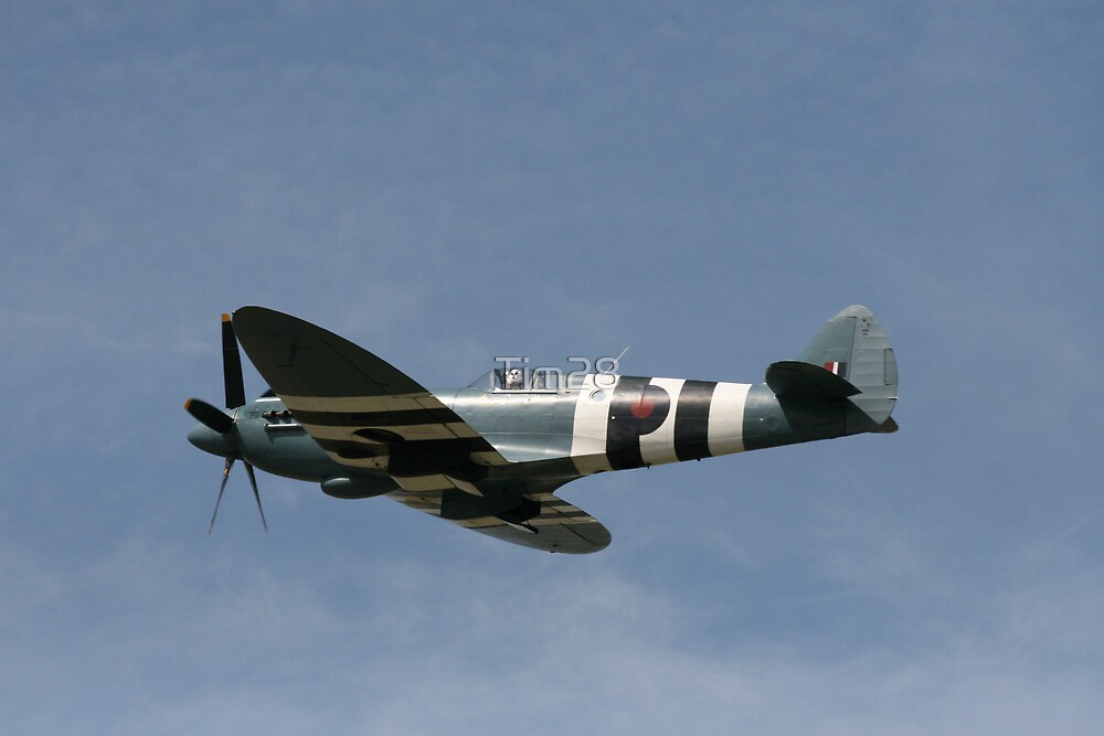Spitfire by Tim28