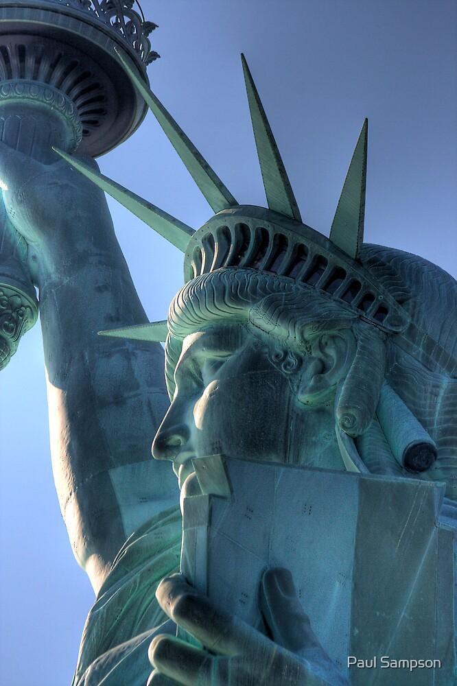 Liberty by Paul Sampson