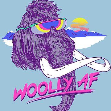 Woolly AF by wytrab8