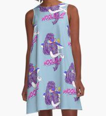 Woolly AF A-Line Dress